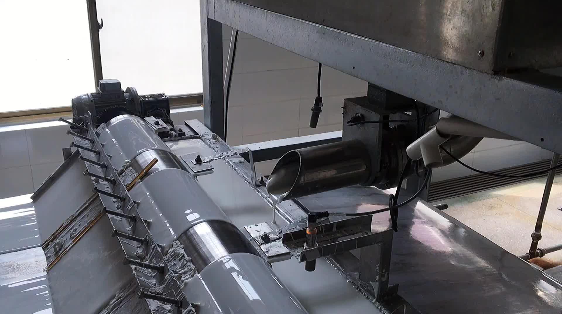 开封丽星机械: 水晶粉皮使用自动化生产线、加工设备制造 #自动化设备  #粉皮