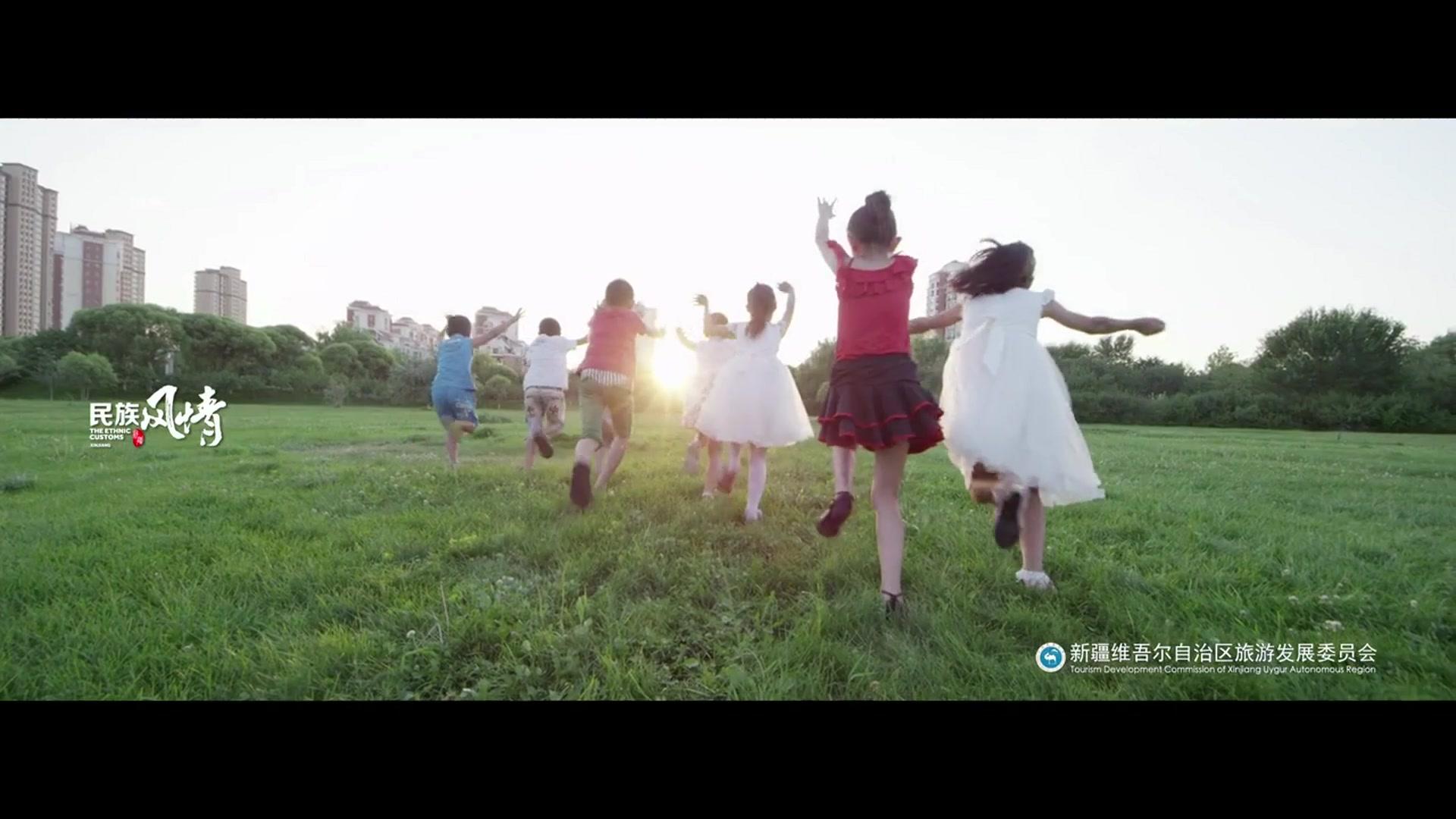 马乐千里: 《新疆是个好地方》旅游宣传片